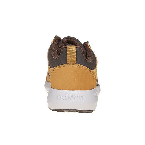 Sneakers da uomo in pelle adidas, marrone, 803-3893 - 17