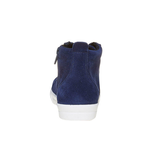 Sneakers da bambino in pelle north-star, viola, 313-9239 - 17
