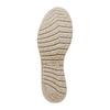 Scarpe in pelle da donna con lacci bata, grigio, 593-2107 - 26