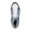 Sneakers da bambino alla caviglia adidas, bianco, 401-1231 - 19