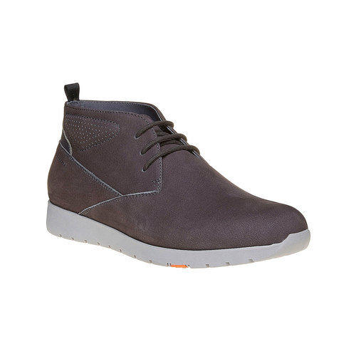 Scarpe comode da uomo flexible, grigio, 846-2696 - 13