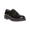 Scarpe basse da donna verniciate bata, nero, 528-6219 - 13
