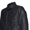 Giacca da uomo con cuciture bata, nero, 971-6176 - 16