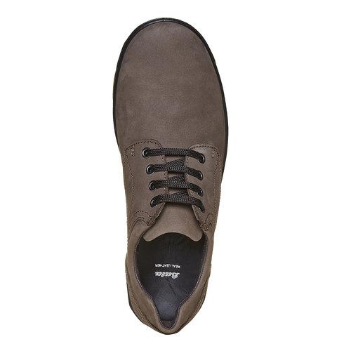 Sneakers informali da uomo bata, grigio, 846-2683 - 19