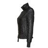 Giacca da donna con cuciture bata, nero, 971-6180 - 16