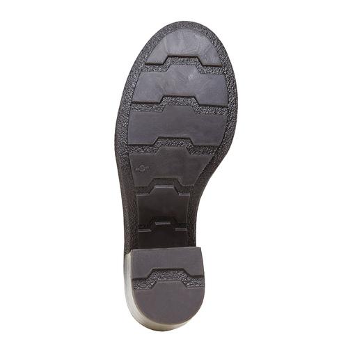 Scarpe da donna alla caviglia weinbrenner, marrone, 794-4500 - 26