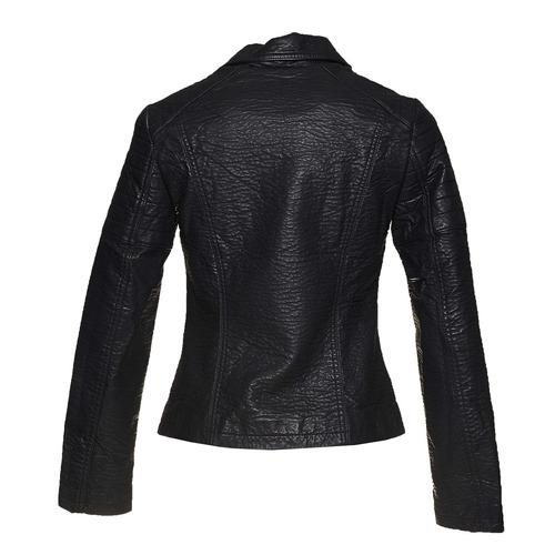 Giacca da donna con cerniera trasversale bata, nero, 971-6188 - 26