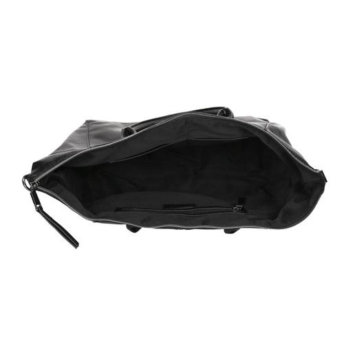 Borsetta con cinghia rimovibile bata, nero, 961-6846 - 15