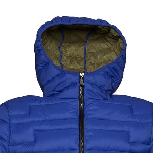 Giacca da uomo con cappuccio bata, blu, 979-9627 - 15