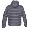 Giacca da uomo con cappuccio bata, grigio, 979-2627 - 26