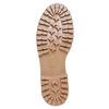 Scarpe invernali da donna in pelle weinbrenner, giallo, 594-8491 - 26