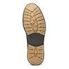 Scarpe di pelle in stile Desert Boots bata, grigio, 823-2535 - 17