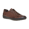 Sneakers in pelle da uomo bata, marrone, 844-4199 - 13