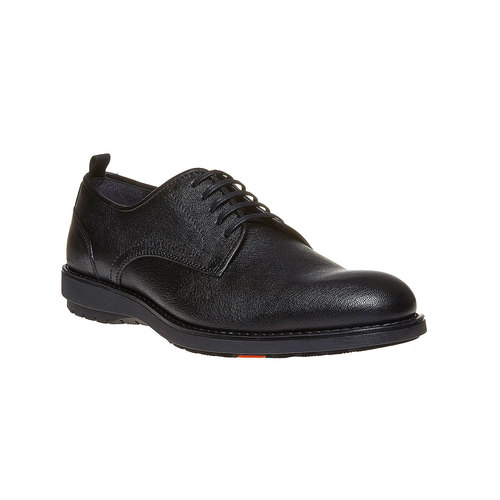 Scarpe basse informali da uomo flexible, nero, 824-6525 - 13