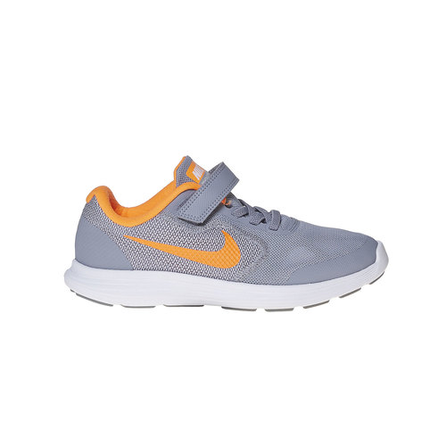 Sneakers da bambino nike, grigio, 309-2322 - 15