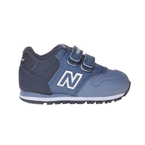 Sneakers da bambino new-balance, viola, 101-9500 - 15