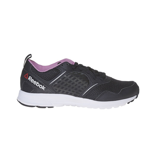 Sneakers sportive da donna reebok, nero, 509-6114 - 15