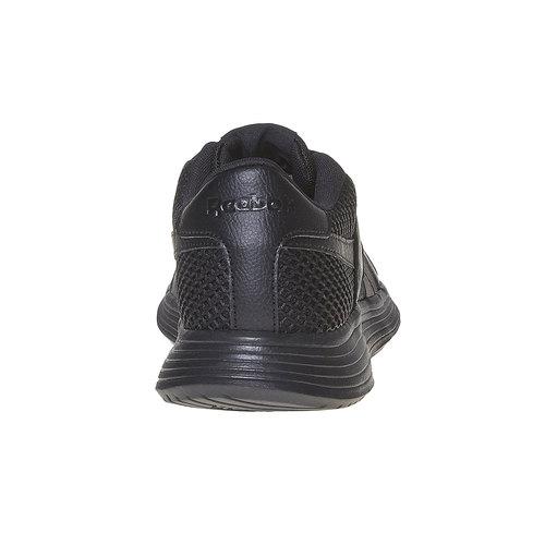 Sneakers nere da uomo reebok, nero, 809-6732 - 17