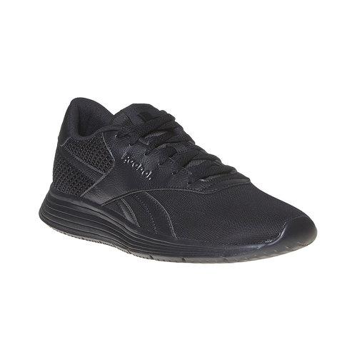 Sneakers nere da uomo reebok, nero, 809-6732 - 13