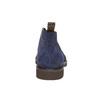 Scarpe da uomo in stile Chukka bata-the-shoemaker, blu, 893-9702 - 17