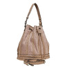 Borsetta in stile Bucket Bag bata, grigio, 961-2226 - 13