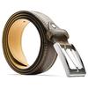 Cintura da uomo bata, marrone, 954-4828 - 26