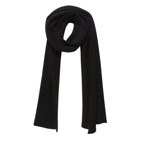 Sciarpa da donna bata, nero, 909-6394 - 13