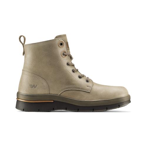 Scarpe alla caviglia con isolamento termico weinbrenner, grigio, 596-2108 - 26