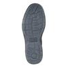 Scarpe di pelle alla caviglia bata, marrone, 896-4226 - 26