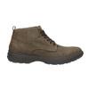Scarpe di pelle alla caviglia bata, marrone, 896-4226 - 15