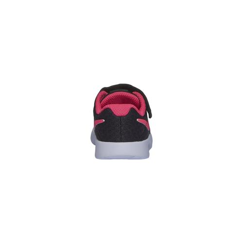 Sneakers da bambino con chiusura in velcro nike, nero, 109-6630 - 17