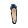 Ballerine da donna bata, blu, 524-9144 - 17