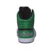 Sneakers da bambino alla caviglia adidas, nero, 401-6204 - 17