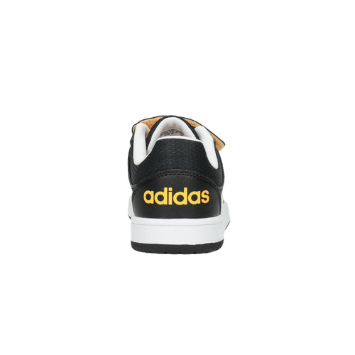 Sneakers da bambino con chiusure a velcro adidas, nero, 301-6167 - 17