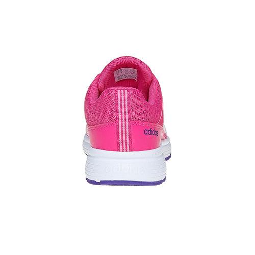 Sneakers sportive da ragazza adidas, rosa, 409-5230 - 17