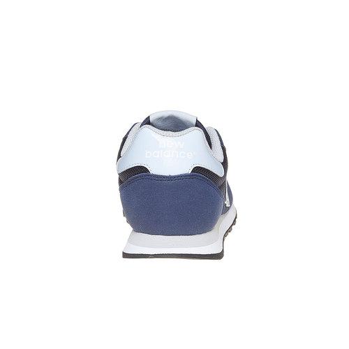 Sneakers blu da donna new-balance, blu, 501-9500 - 17