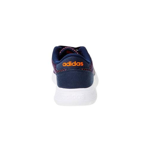 Sneakers sportive da bambino adidas, blu, rosso, 309-9150 - 17