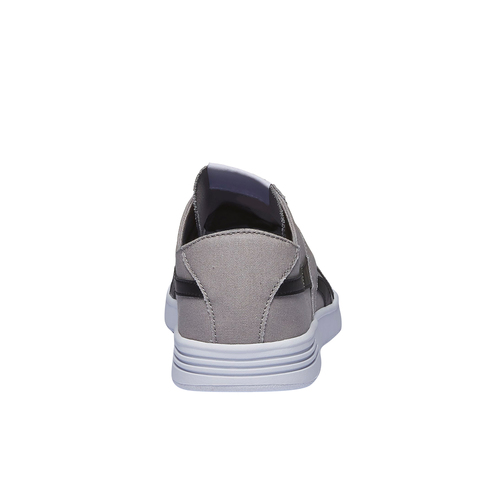 Sneakers uomo reebok, grigio, 889-2180 - 17