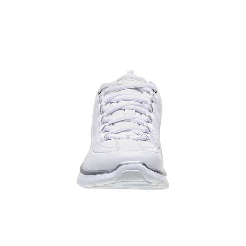Sneakers sportive skechers, bianco, 504-1323 - 16