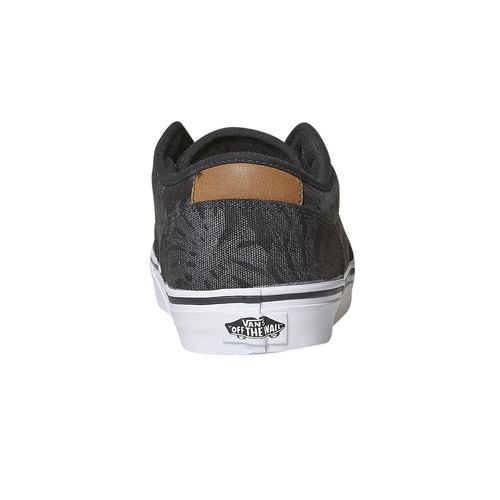 Sneakers da uomo vans, nero, 889-6198 - 17