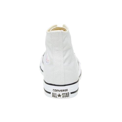 Sneakers da donna alla caviglia converse, bianco, 589-1178 - 17