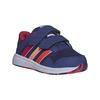 Sneakers sportive da bambino con chiusure a velcro adidas, rosso, 109-5164 - 13