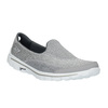 Slip-on sportive da donna skechers, grigio, 509-2708 - 13
