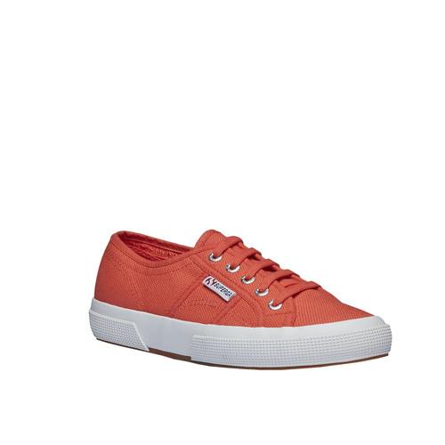 sneaker donna superga, rosso, 589-5187 - 13