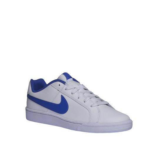 Sneakers da uomo in pelle nike, bianco, 801-1164 - 13