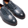 The Shoemaker derby in vera pelle bata-the-shoemaker, blu, 824-9594 - 26