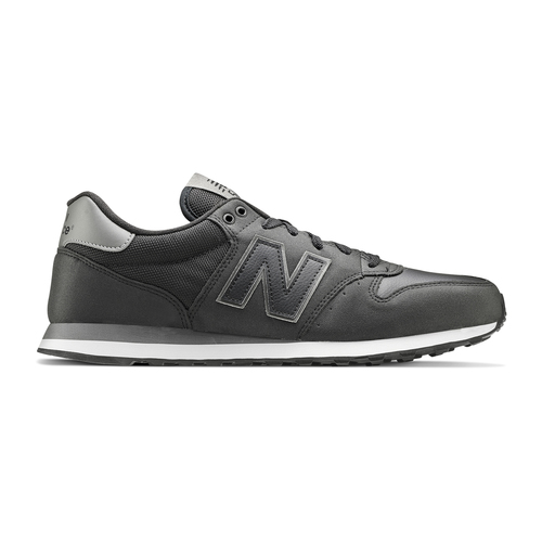 Sneakers New Balance uomo new-balance, nero, 801-6500 - 26