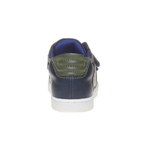 Sneakers blu da bambino mini-b, blu, 211-9152 - 17
