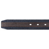 Cintura in suede traforata bata, blu, 953-9325 - 16
