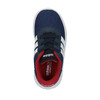 Sneaker da bambino dal design sportivo adidas, blu, 109-9141 - 19